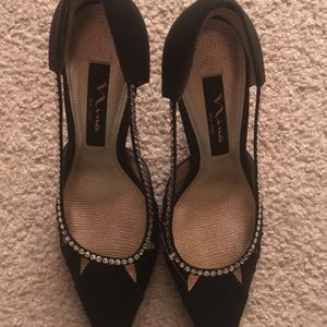Nina New York special occasion shoes size 6 m
